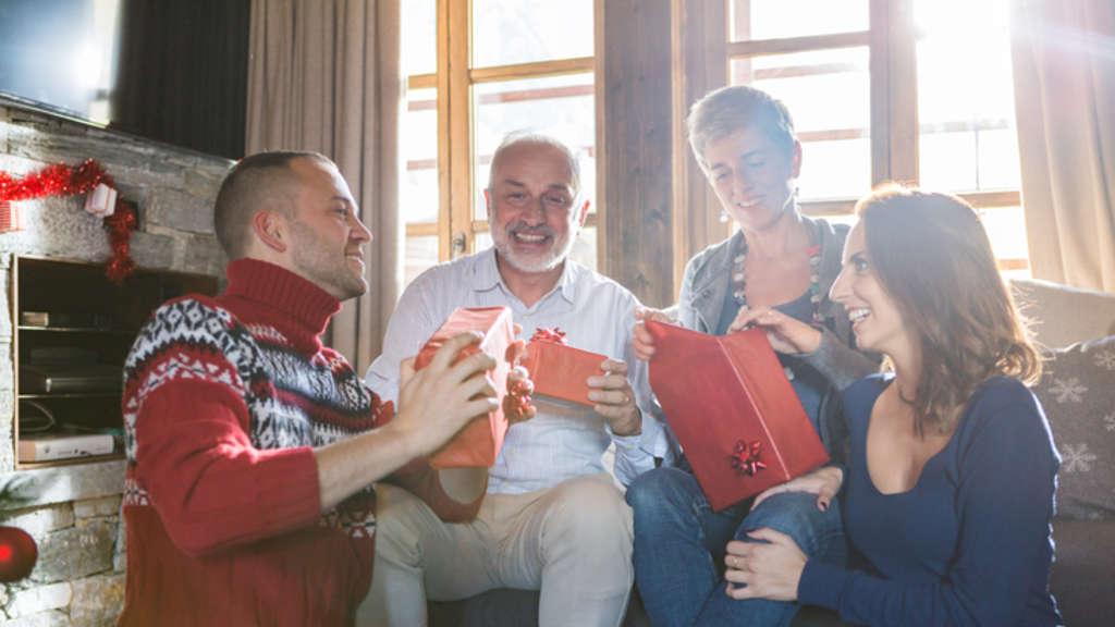 Geschenke für Eltern: Ideen für Weihnachten   Wohnen