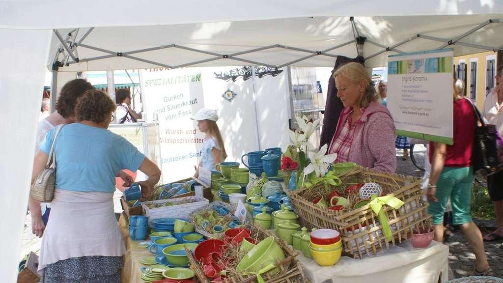 Sommermarkt Markt Schwaben | Markt Schwaben