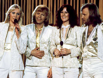 ABBA und Genesis in der Hall of Fame des Rock and Roll