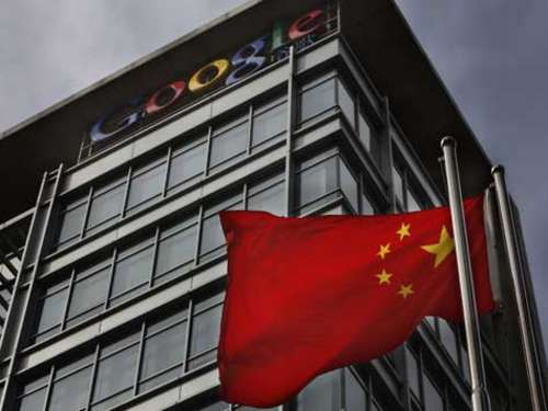 Verwirrung um Google-Aussetzer in China