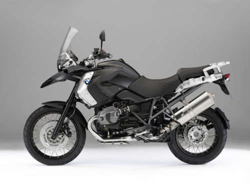 Black Beauty: BMW R 1200 GS Triple Black