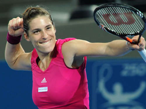 Tennis-Profi Petkovic erstmals in Top 25