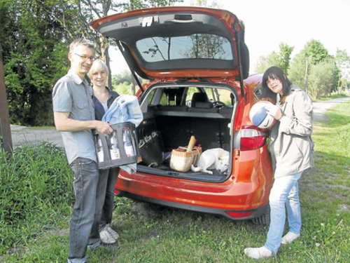 Ford C-Max: Die Hightech-Familienkutsche