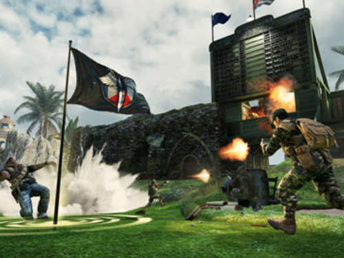 Screenshots aus Black Ops: Annihilation