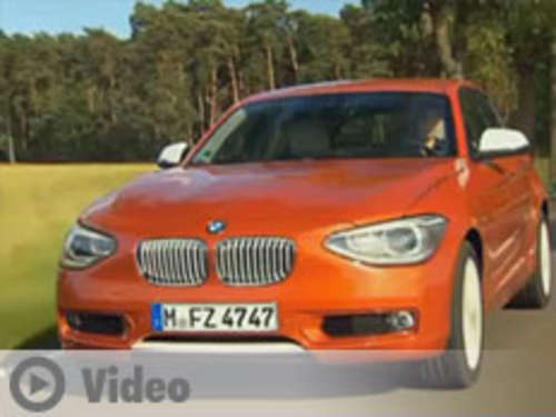 Video BMW 1er: die zweite Generation