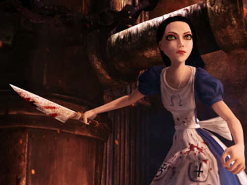 Screenshots aus Alice: Madness Returns