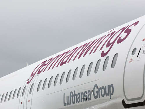Rauch: Germanwings-Maschine bleibt am Boden
