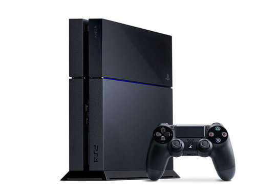 Playstation 4 kommt Ende November