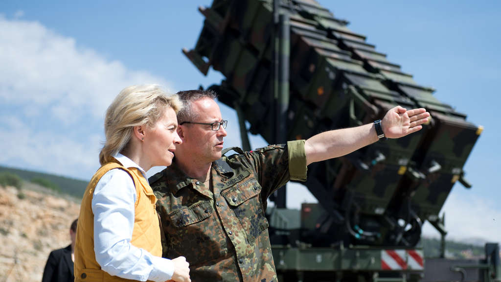 Laser Entfernungsmesser Bundeswehr : Türkei: bundeswehr an grenze der belastbarkeit