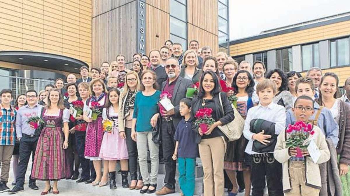 Landratsamt München Einbürgerung