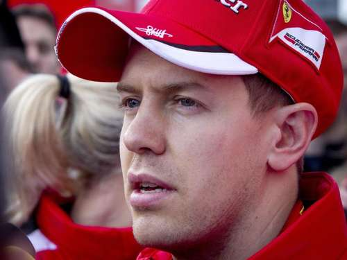 Vettel-Mission ohne Pause: Ab in den Simulator