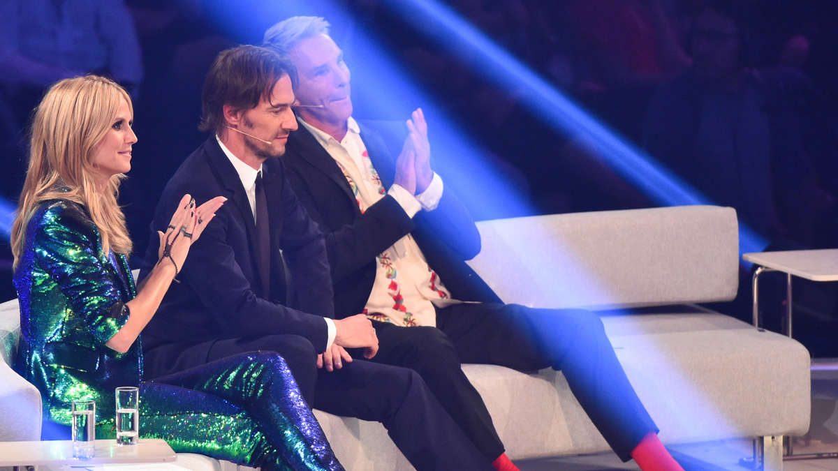 Germanys Next Topmodel Finale Unterbrochen