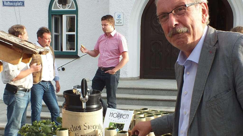 Hopfensiegelfest Nandlstadt Freising