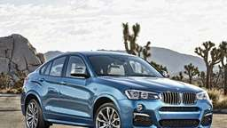 BMW X4 M-Performance-Modell mit 360 PS