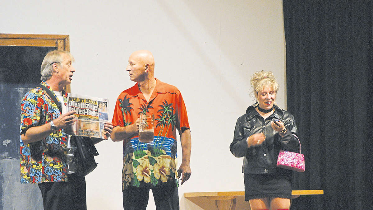 Burli Rieger Hat Fu00fcr Sein Theater Im RK-Saal Wieder Dachauer Anekdoten Gesammelt   Gewinnspiele