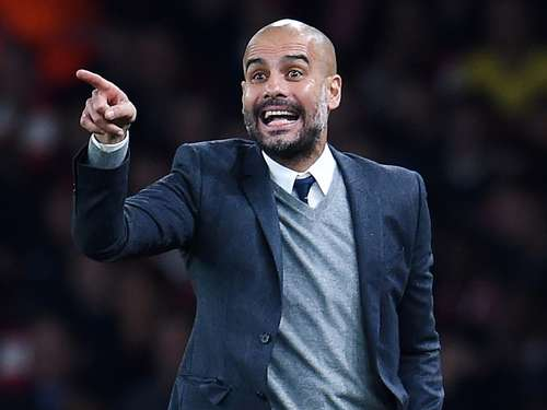 "Guardiola warnt: ""Achtung! Achtung! Achtung!"""