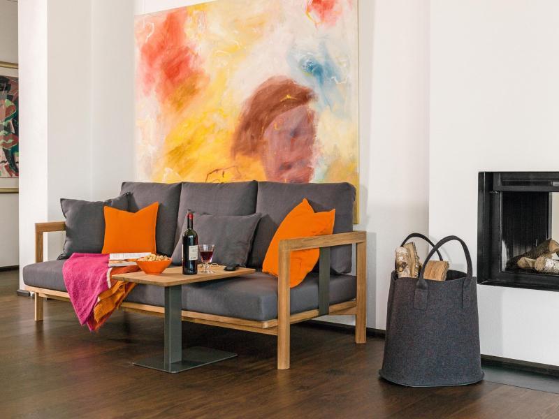 wohnen im alpenlook wohn trend 2017 chalet chic. Black Bedroom Furniture Sets. Home Design Ideas