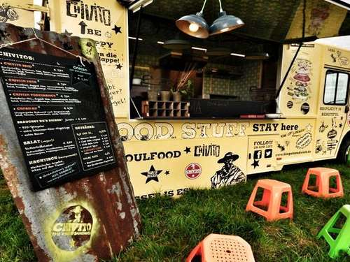 Burger, Pizza, Hot Dogs: Diese Food Trucks rollen durch München