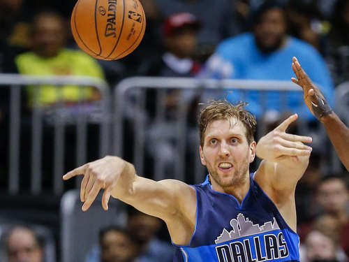 Nowitzki vergibt mit Dallas ersten Play-off-Matchball
