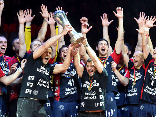 Handball: Final Four mindestens bis 2022 in Hamburg