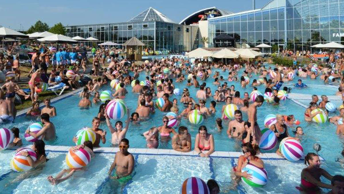 Single therme erding