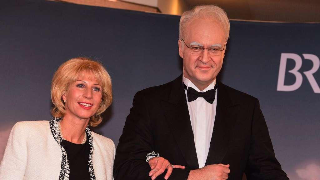 Michl Müller Ehefrau