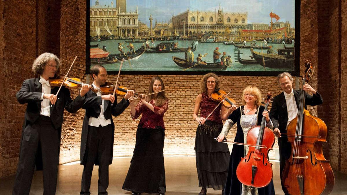 Residenz-Solisten spielen in der Allerheiligen Hofkirche ...