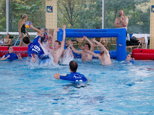 Aquaball in Dachau