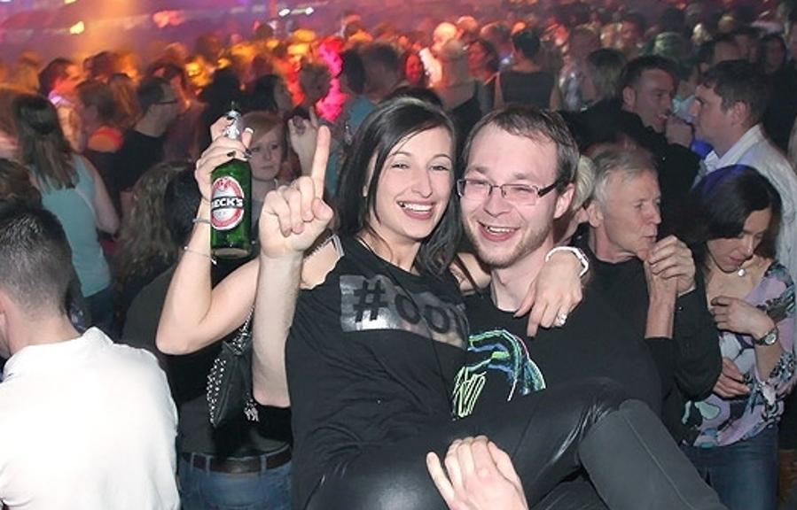 Party in der Stadthalle Erding   Erding