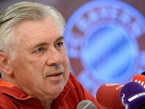 Ancelotti-PK im Live: Coman fit, Ribéry eine Option