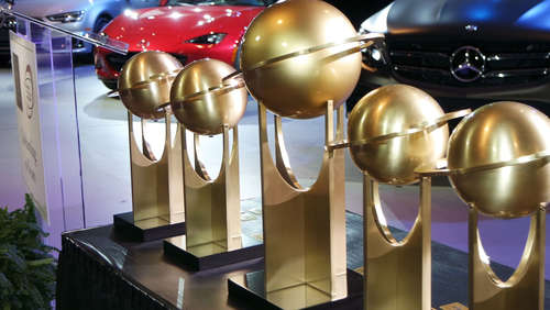 """World Car of the Year"": Das sind die Finalisten"