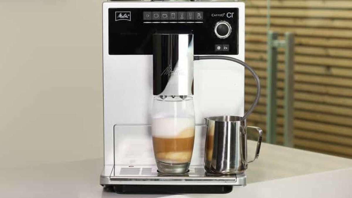 mittelklasse kaffeevollautomaten im test wohnen. Black Bedroom Furniture Sets. Home Design Ideas
