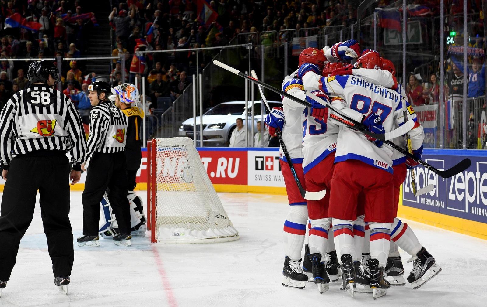 deutschland gegen russland eishockey