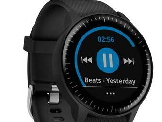 Garmin vivoactive 3 Music GPS-Fitness-Smartwatch