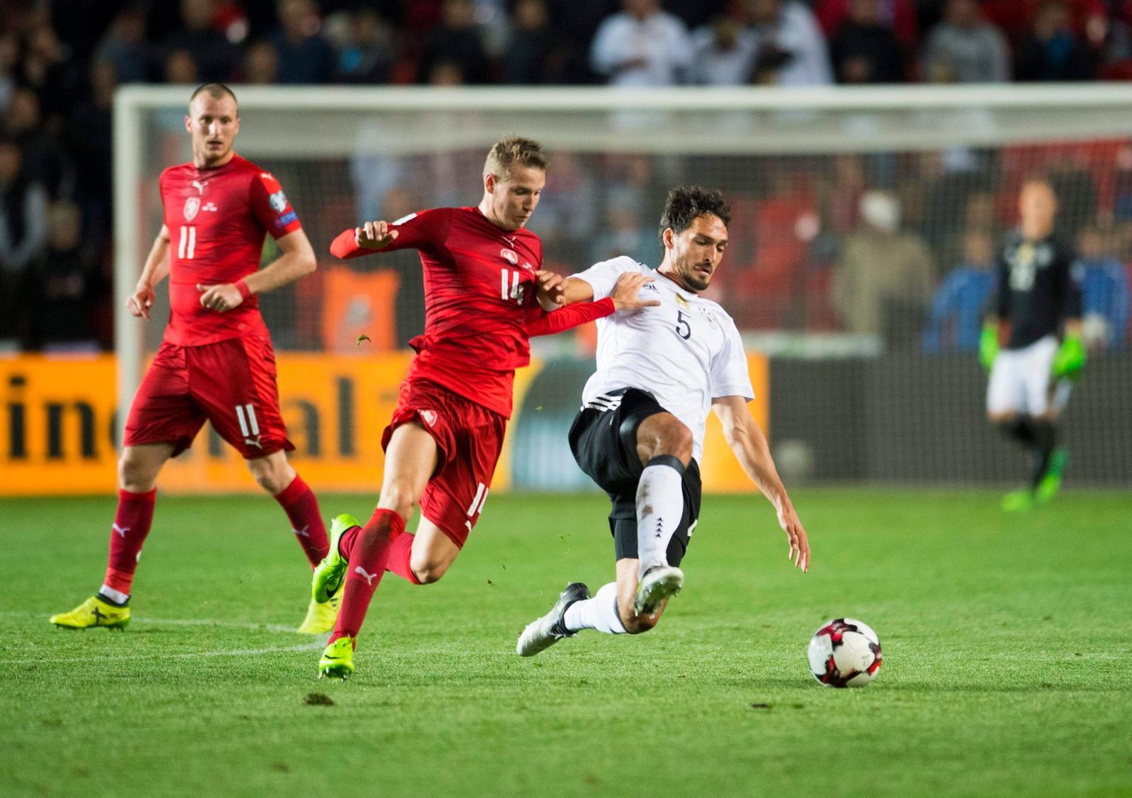 fussball deutschland tschechien