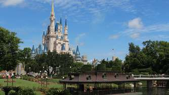 Muss Walt Disney World wegen Hurrikan