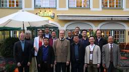 Delegation aus der Partnerregion Weifang in Freising