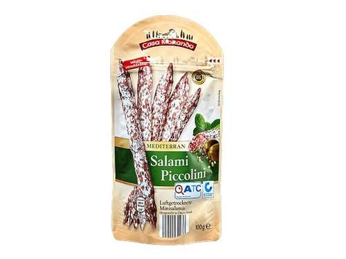 Aldi warnt vor Salmonellen in Mini-Salami