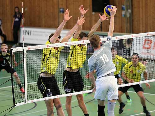 Volleyballinternate zu Gast in Grafing