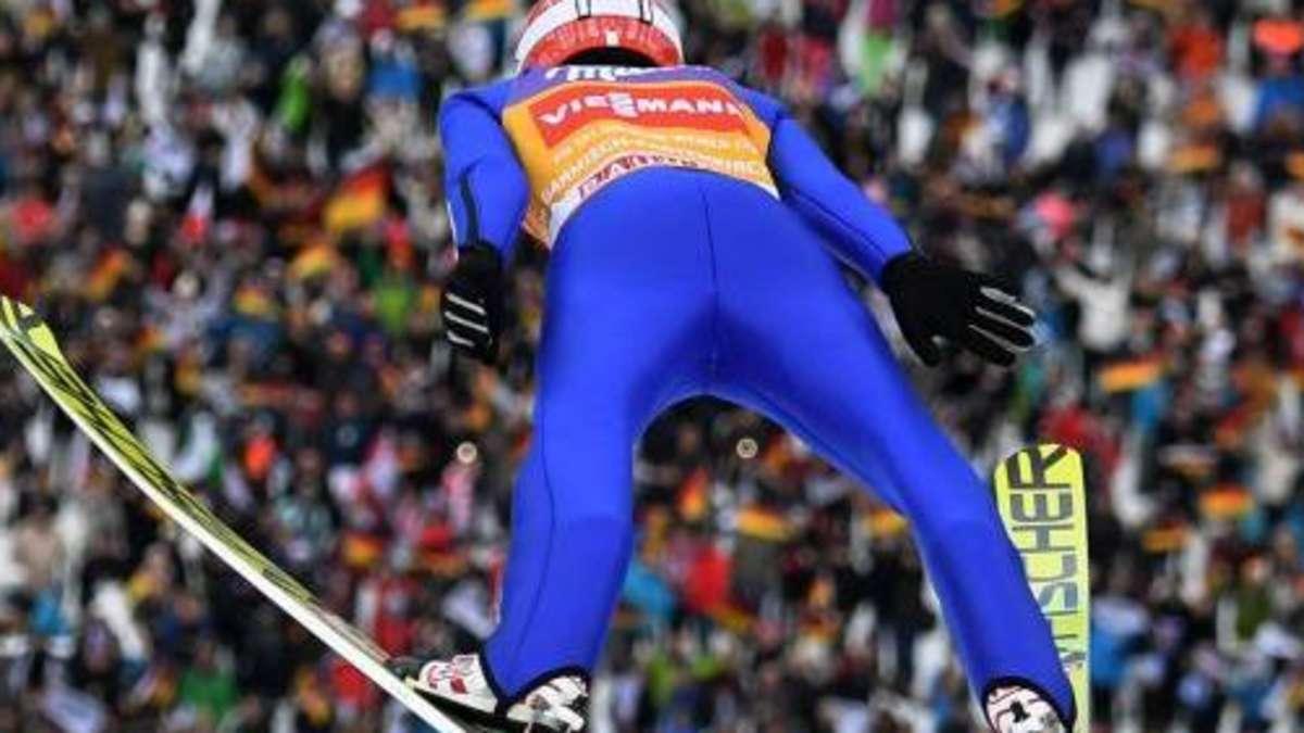 Oberstdorf Skiflug Wm