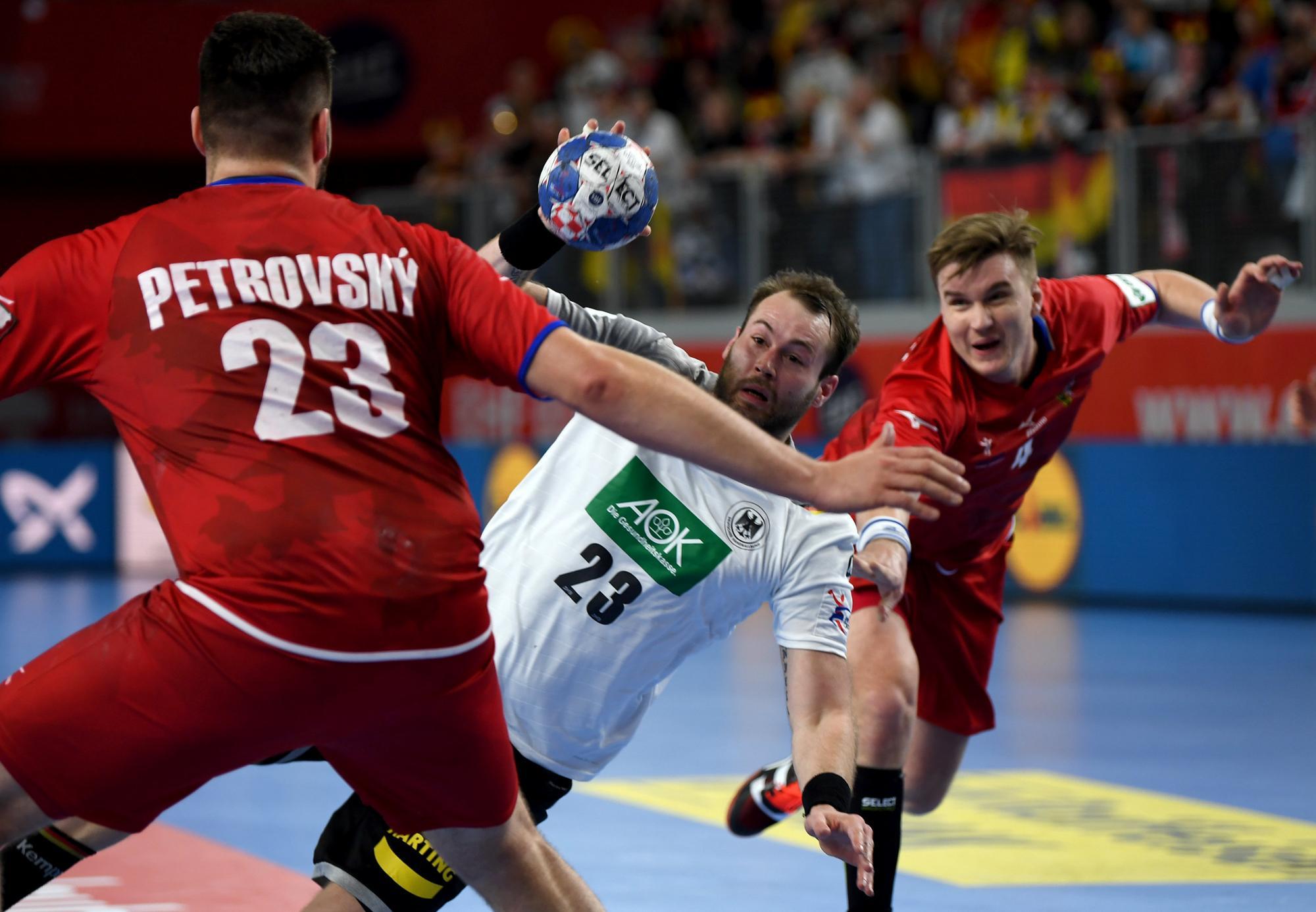 handball tschechien