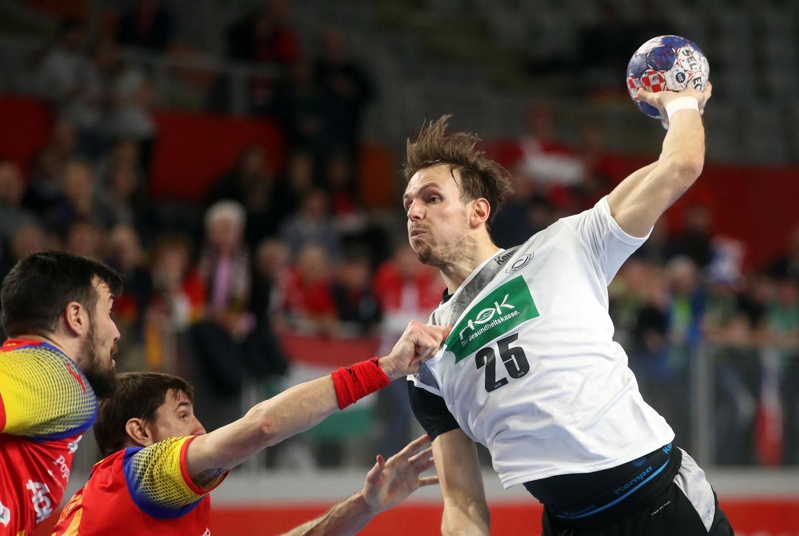 handball em spanien deutschland