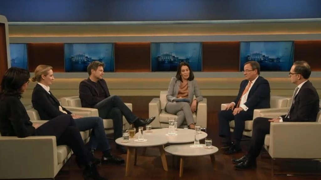 Talk bei Anne Will: SPD bekommt unerwartet Rückendeckung ...