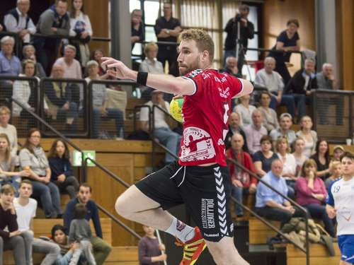 Mainburger Handballer machen den Klassenerhalt fix