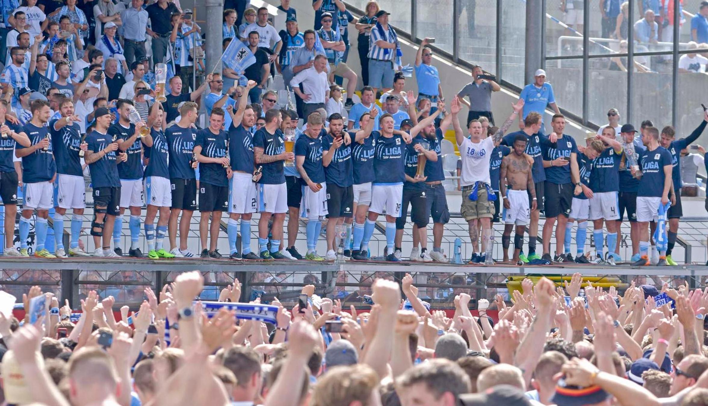 Relegation 1860 Saarbrücken