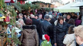 Christkindlmarkt  in Anzing