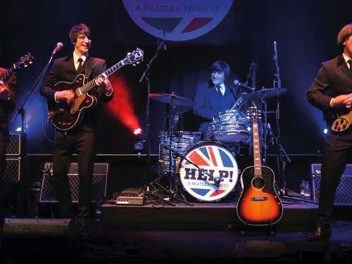 Beatles Cover Band in Taufkirchen