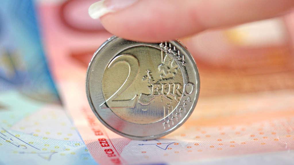 Wertvolle Euro Münzen