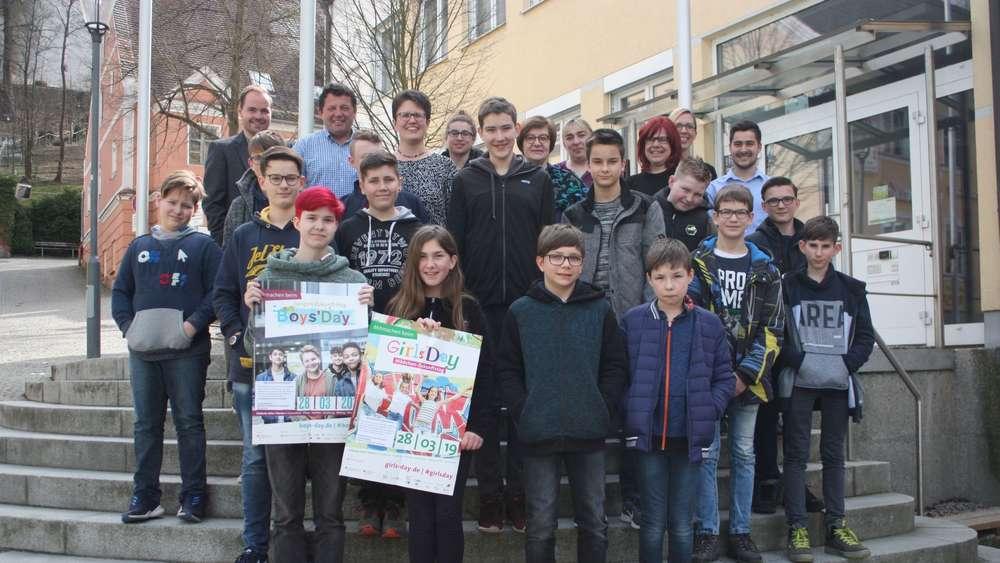 Girls und Boys Day Stadt Mainburg | Hallertau