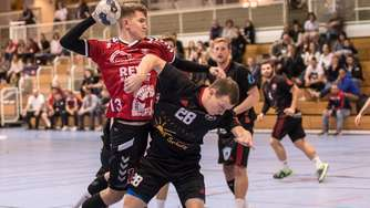 "Handballer landen einen ""Big Point"""
